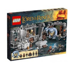 LEGO THE LORD OF THE RINGS 9473 The Mines of Moria Шахты Мории