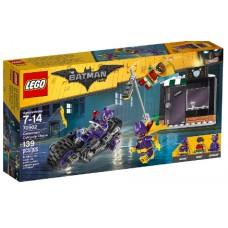 LEGO The LEGO Batman Movie 70902 Catwoman Catcycle Chase Погоня за Женщиной-кошкой