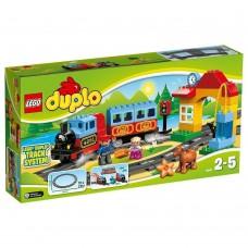 LEGO DUPLO 10507 My First Train Set Мой первый поезд