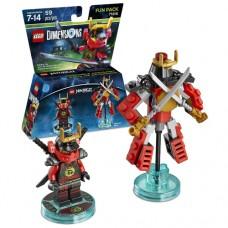 LEGO DIMENSIONS 71216 Nya Fun Pack Ниндзяго Расширение 47425-10 tf-786649089