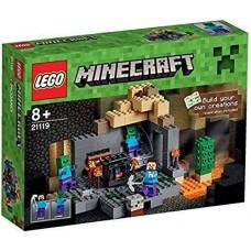 LEGO Minecraft 21119 The Dungeon Подземелье
