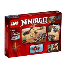 LEGO NINJAGO 70600 Ninja Bike Chase Погоня на мотоциклах