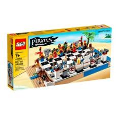 LEGO Pirates 40158 Pirates Chess Set Пиратские шахматы