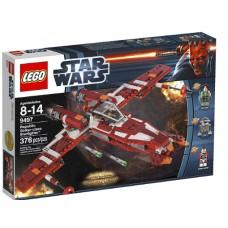 LEGO Star Wars 9497 Republic Striker-class Starfighter Истребитель атакующего-класса Республики