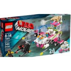 LEGO THE LEGO MOVIE 70804 Ice Cream Machine Машина-самолёт с мороженым