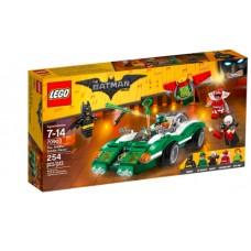LEGO The LEGO Batman Movie 70903 The Riddler Riddle Racer Гоночный автомобиль Загадочника