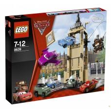 LEGO CARS 8639 Big Bentley Bust Out Побег из Большого Бэнтли