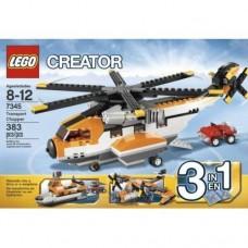 LEGO CREATOR 7345 Transport Chopper Транспортный вертолет