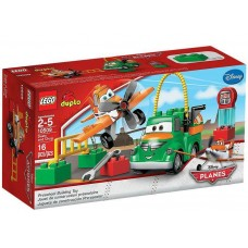 LEGO DUPLO 10509 Disney Planes Dusty and Chug Дасти и Чаг