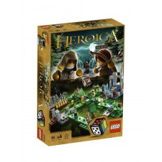 LEGO Games 3858 Heroica Waldurk Forest Героика: Лес Волдарк