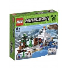 LEGO Minecraft 21120 The Snow Hideout Снежное убежище 47466-10 tf-786649143