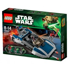 LEGO Star Wars 75022 Mandalorian Speeder Мандалорианский спидер