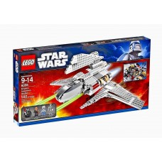 LEGO Star Wars 8096 Emperor Palpatine's Shuttle Шаттл Императора Палпатина