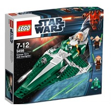 LEGO Star Wars 9498 Saesee Tiin's Jedi Starfighter Джедайский истребитель Сэси Тийна 47526-10 tf-786649224