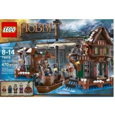 LEGO THE HOBBIT 79013 Lake-town Chase Погоня в Озёрном Городе