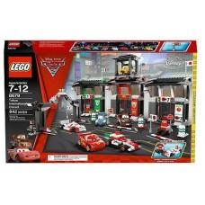 LEGO CARS 8679 Tokyo International Circuit Токийская гоночная трасса