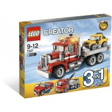 LEGO CREATOR 7347 Highway Pickup Пикап 3 в 1