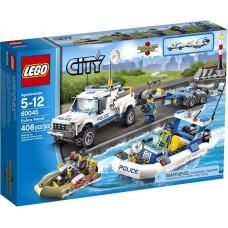 LEGO CITY 60045 Police Patrol Полицейский патруль