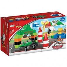 LEGO DUPLO 10510 Disney Planes Ripslinger's Air Race Воздушная гонка Рипслингера