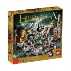 LEGO Games 3860 Heroica Castle Fortaan Героика: Замок Фортаан