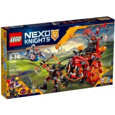LEGO Nexo Knights 70316 Jestro's Evil Mobile Джестро - мобиль