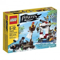 LEGO Pirates 70410 Soldiers Outpost Военный форпост