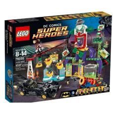 LEGO Super Heroes 76035 Jokerland Джокерленд
