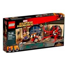 LEGO Super Heroes 76060 Doctor Strange's Sanctum Sanctorum Святилище доктора Стрэнджа