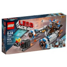 LEGO THE LEGO MOVIE 70806 Castle Cavalry Кавалерийский замок