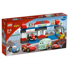 LEGO CARS DUPLO 5829 The Pit Stop Пит-стоп