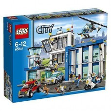 LEGO CITY 60047 Police Station Полицейская станция