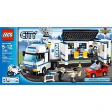 LEGO CITY 7288 Mobile Police Unit Выездная полиция