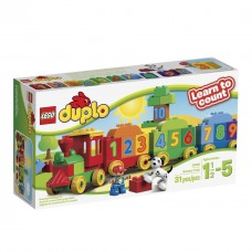 LEGO DUPLO 10558 Number Train Поезд с цифрами