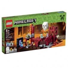 LEGO Minecraft 21122 The Nether Fortress Подземная Крепость