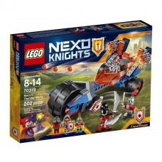 LEGO Nexo Knights 70319 Macy's Thunder Mace Громовая булава Мейси