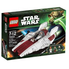 LEGO Star Wars 75003 A-wing Starfighter А-крылатый истребитель
