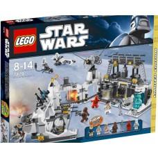 LEGO Star Wars 7879 Hoth Echo Base База Эхо на планете Хот