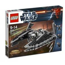 LEGO Star Wars  9950Sith Fury-class Interceptor Ситхский перехватчик класса Фурия