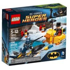 LEGO Super Heroes 76010 Batman: The Penguin Face off Лицом к лицу с Пингвином