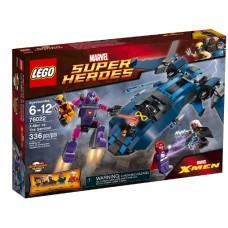 LEGO Super Heroes 76022 X-Men vs. The Sentinel Люди икс против Стража