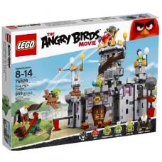 LEGO The Angry Birds 75826 King Pigs Castle Замок Короля свинок 47708-10 tf-786649467