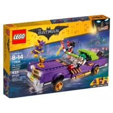 LEGO The LEGO Batman Movie 70906 The Joker Notorious Lowrider Лоурайдер Джокера