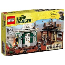 LEGO The Lone Ranger 79109 Colby City Showdown Поединок в Колби Сити