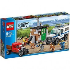 LEGO CITY 60048 Police Dog Unit Полицейский фургон с собаками