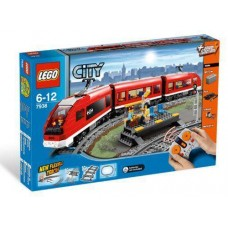 LEGO CITY 7938 Passenger Train Пассажирский поезд