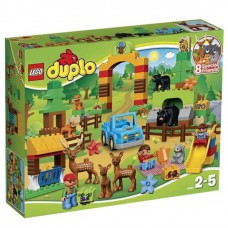 LEGO DUPLO 10584 Forest Лесной заповедник
