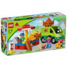 LEGO DUPLO 5683 Market Place Торговый рынок