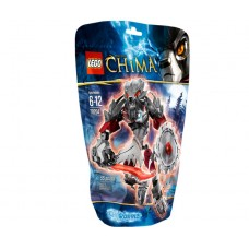 LEGO Legends of Chima 70204 CHI Worriz Чи Ворриз