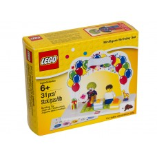 "LEGO Minifigure 850791 LEGO Minifigure Birthday Set Набор ""День Рождения"""