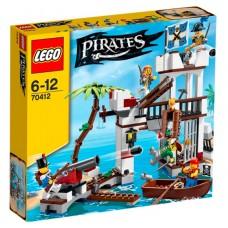 LEGO Pirates 70412 Soldiers Fort Военный форт